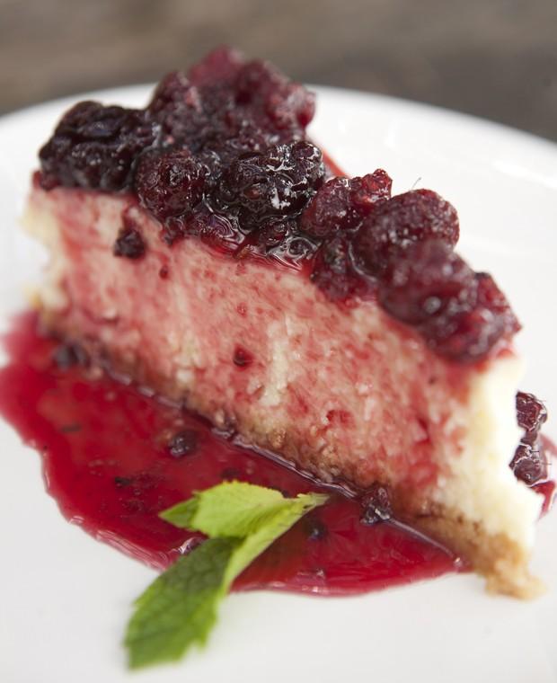 Receita de Cheesecake (Foto: Divulgação)