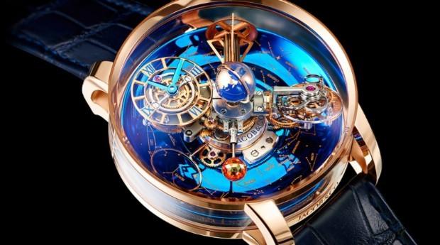 O relógio custa R$ 2,6 milhões (Foto: Divulgação)