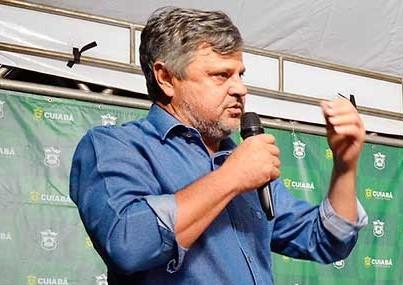 Ex-secretário de Cuiabá testa positivo para o coronavírus