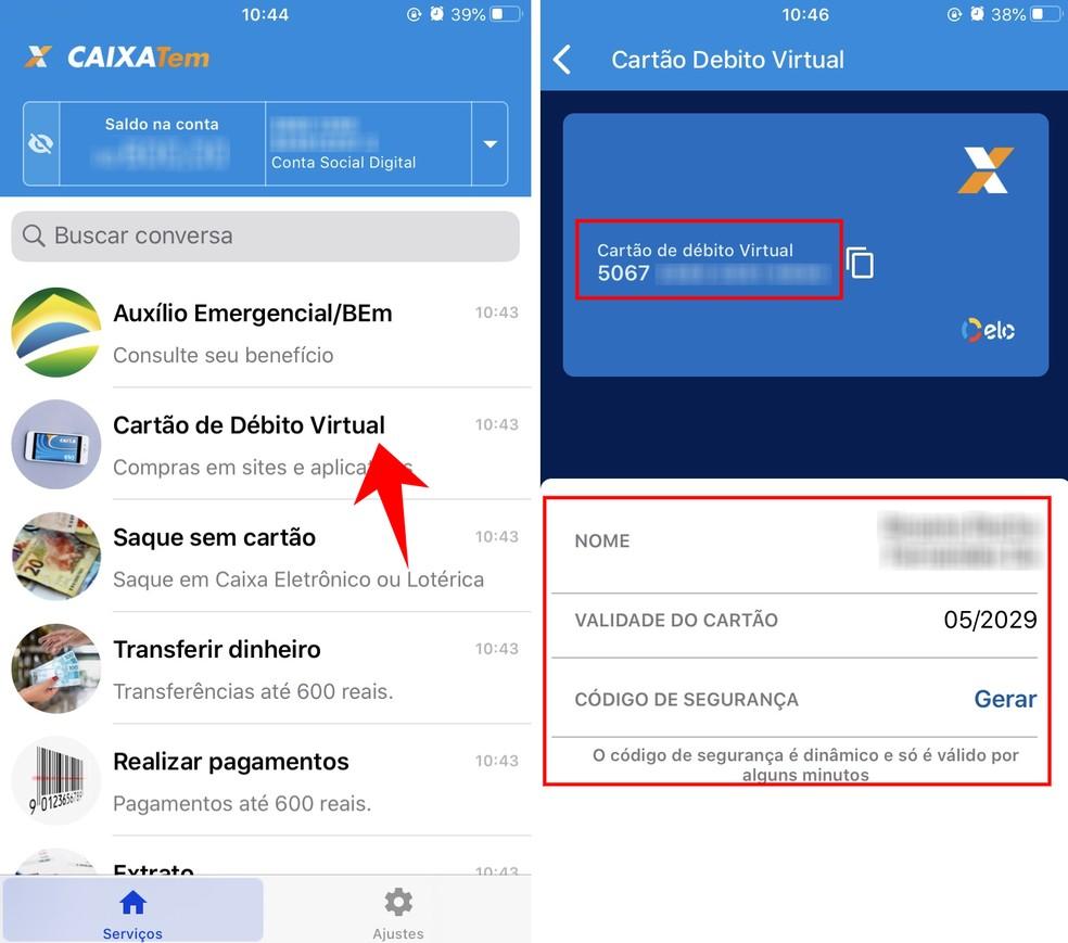 Auxílio Emergencial: como transferir o dinheiro da conta digital — Foto: Reprodução/Rodrigo Fernandes