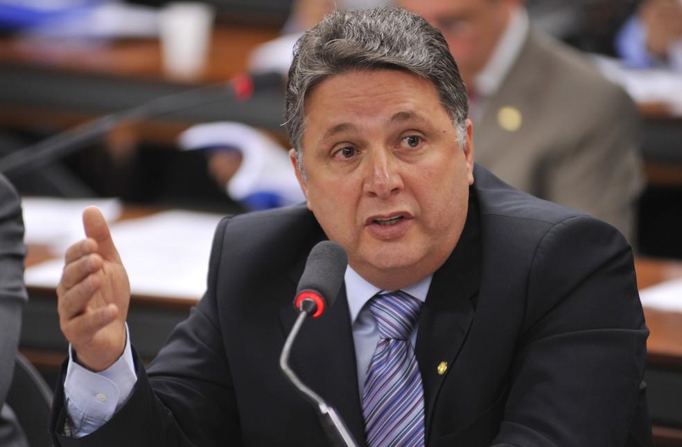 Anthony Garotinho, em imagem de 2011, quando era deputado federal pelo Rio de Janeiro (Foto: Leonardo Prado/Câmara dos Deputados)