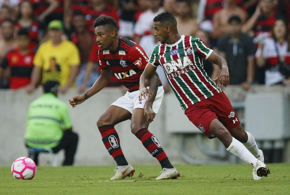Mateus Norton fez 32 partidas pelos profissionais do clube — Foto: Marcelo de Jesus / Agência Estado