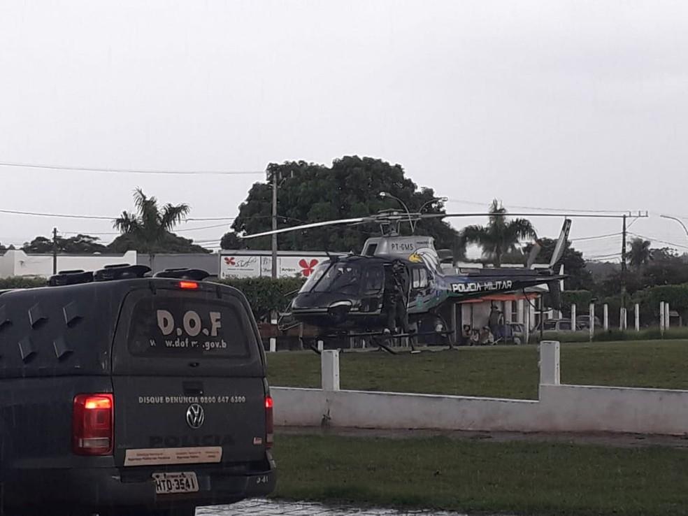 Operação Hórus Ministério Da Justiça E Segurança Pública: DOF Faz Operação Em Três Municípios De MS Na Região De