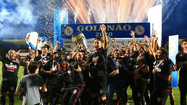 Atlético-GO campeão goiano pela 15ª vez