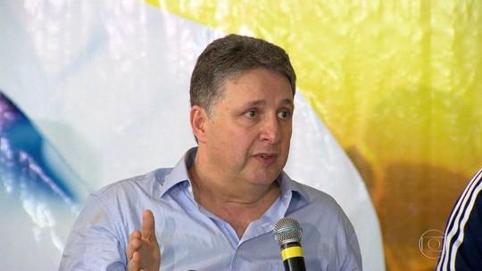 Garotinho foi preso por suspeita de intimidar testemunhas, diz juiz