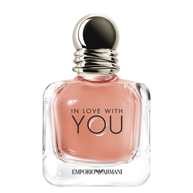 """""""In Love With You"""", Emporio Armani, por R$514 (50ml). (Foto: Divulgação)"""