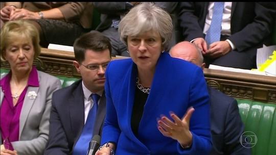 Governo britânico discute próximos passos do Brexit