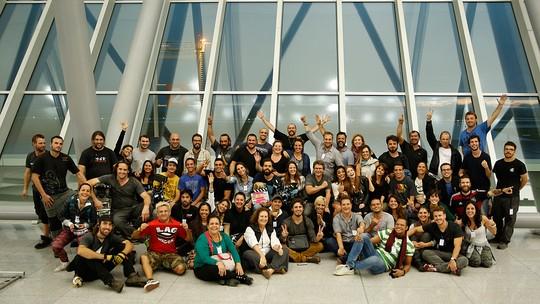Uruguai: tudo o que rolou nas gravações de 'Totalmente Demais'