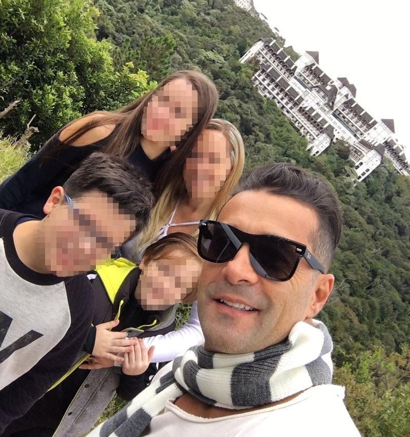 Enteada de Marcos Oliver desabafa após irmão cair de prédio e morrer em SP: 'Perdi parte de mim'