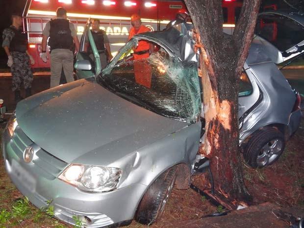 Jovem de 19 anos morreu em acidente em Santiago (Foto: Rafael Nemitz/Arquivo Pessoal)