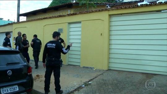 Vereadores são alvos de operação que investiga desvio de R$ 7 milhões da Prefeitura de Palmas