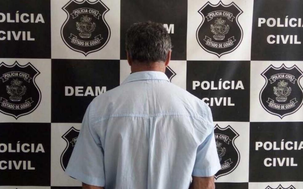 -  Pastor suspeito de abusar de três irmãos se entrega à polícia mas não admite crime  Foto: Divulgação/Polícia Civil