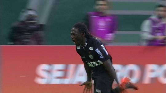 Dos oito reforços do Atlético-MG para o pós-Copa, só Chará e Terans participaram de gols