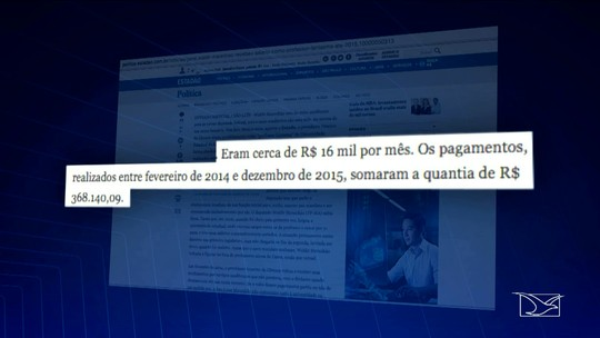 Waldir Maranhão recebeu salários indevidos, diz Uema