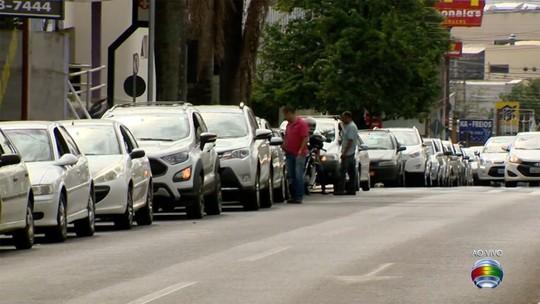 Consumidores enfrentam filas para obter combustíveis na região de Presidente Prudente no 9º dia da greve dos caminhoneiros