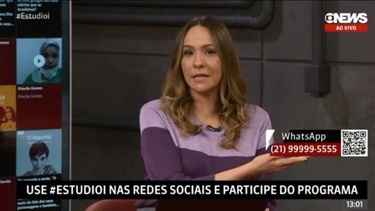 Foto: (GloboNews/Reprodução)