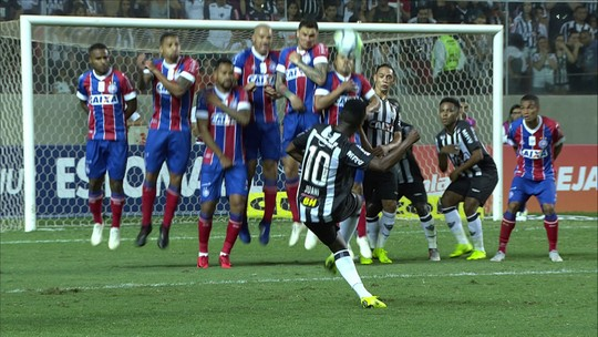 Atlético-MG x Bahia - Campeonato Brasileiro 2018 - globoesporte.com