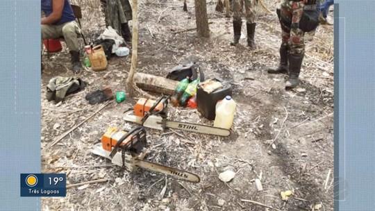 Cacique e outro indígena são presos por crime ambiental em MS