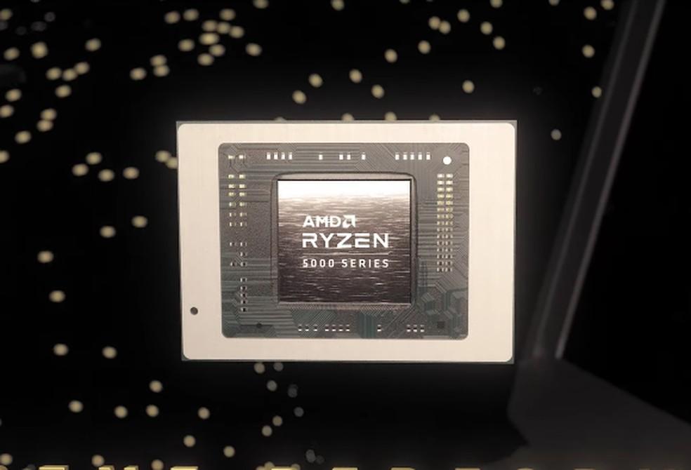 Novos Ryzen trazem placa gráfica integrada mais rápida — Foto: Divulgação/AMD