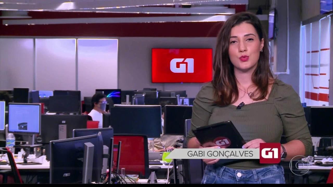G1 em 1 Minuto: Amapá chega ao 16º dia de apagão após novo blecaute e protestos
