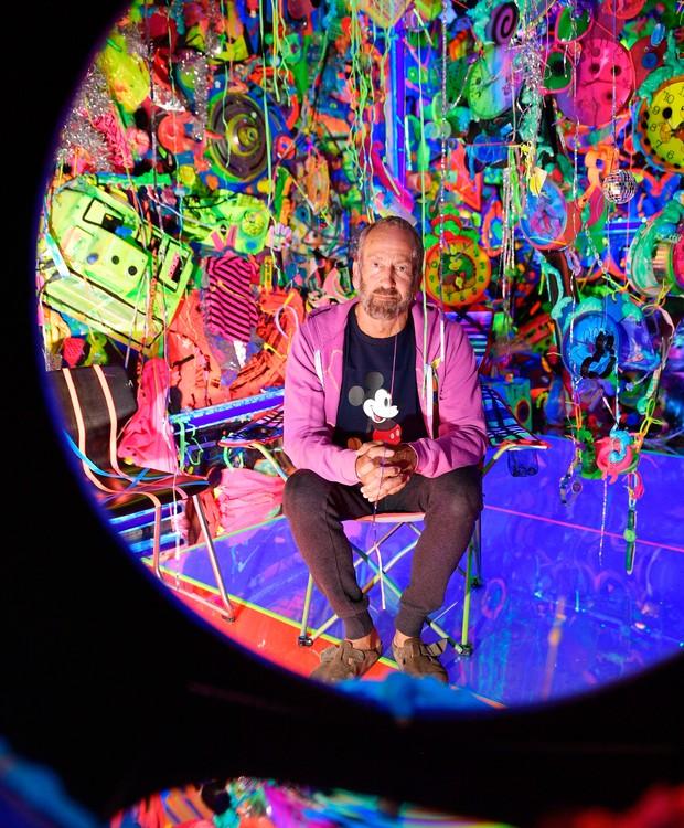 Instalações criativas fazem com que o visitante mergulhe na história do personagem (Foto: Business Wire/ Reprodução)