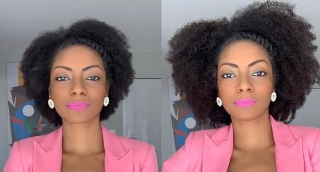 Empreendedora fatura R$ 2 milhões com e-commerce de apliques naturais para cabelos crespos