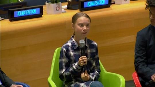 Cúpula do Clima da ONU começa com discussão sobre papel dos jovens no futuro do planeta