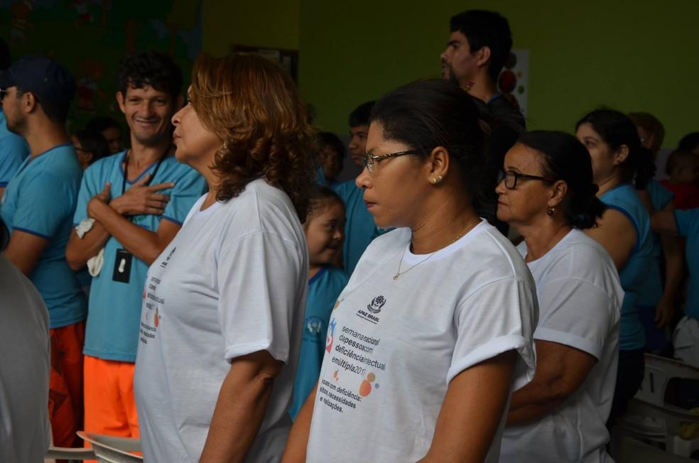 Equipe da Apae também vai fazer atendimento itinerante em Senador Guiomard e Sena Madureira (Foto: Divulgação/Apae-AC)
