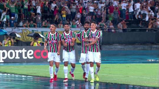 Gum celebra 1º gol contra Fla e lembra quando foi dispensado do Inter por Abel