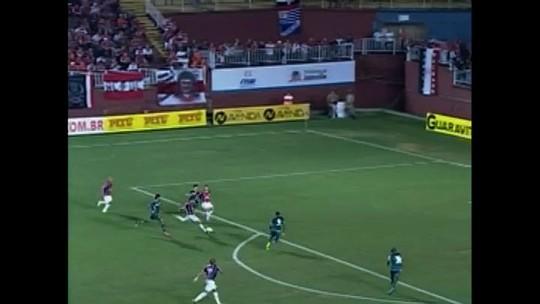 Espalma, Dionantan! Goleiro do Icasa evita terceiro gol!