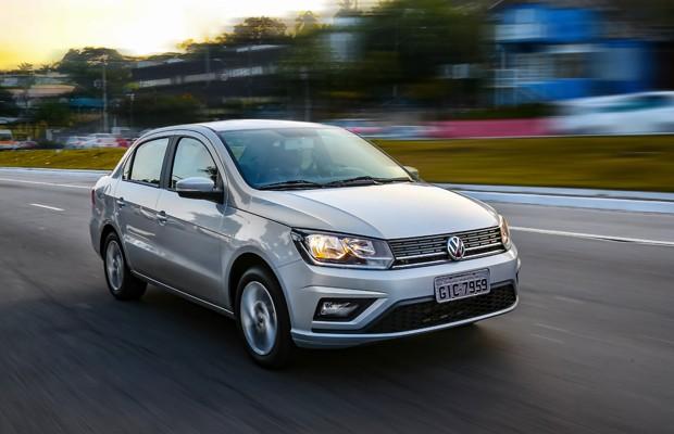 Volkswagen Voyage ganha câmbio automático (Foto: Divulgação)