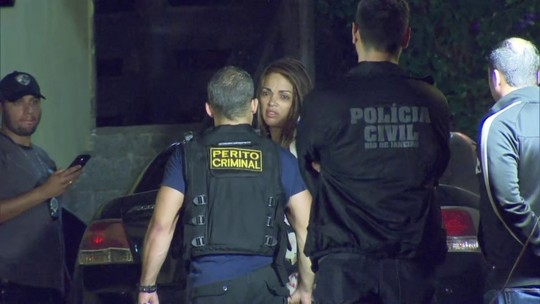 Flordelis participa de reconstituição do crime; filhos réus se recusam
