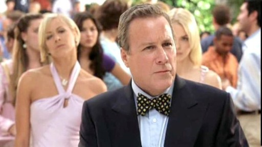 John Heard como Warren Vandergeld em As Branquelas