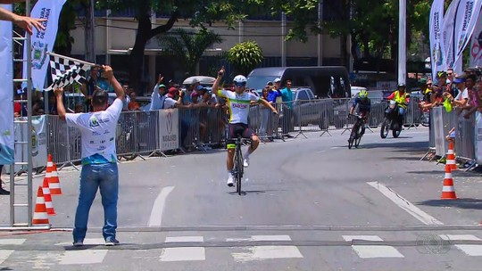 Paulista Igor Molina vence Desafio Internacional de Ciclismo em Goiânia