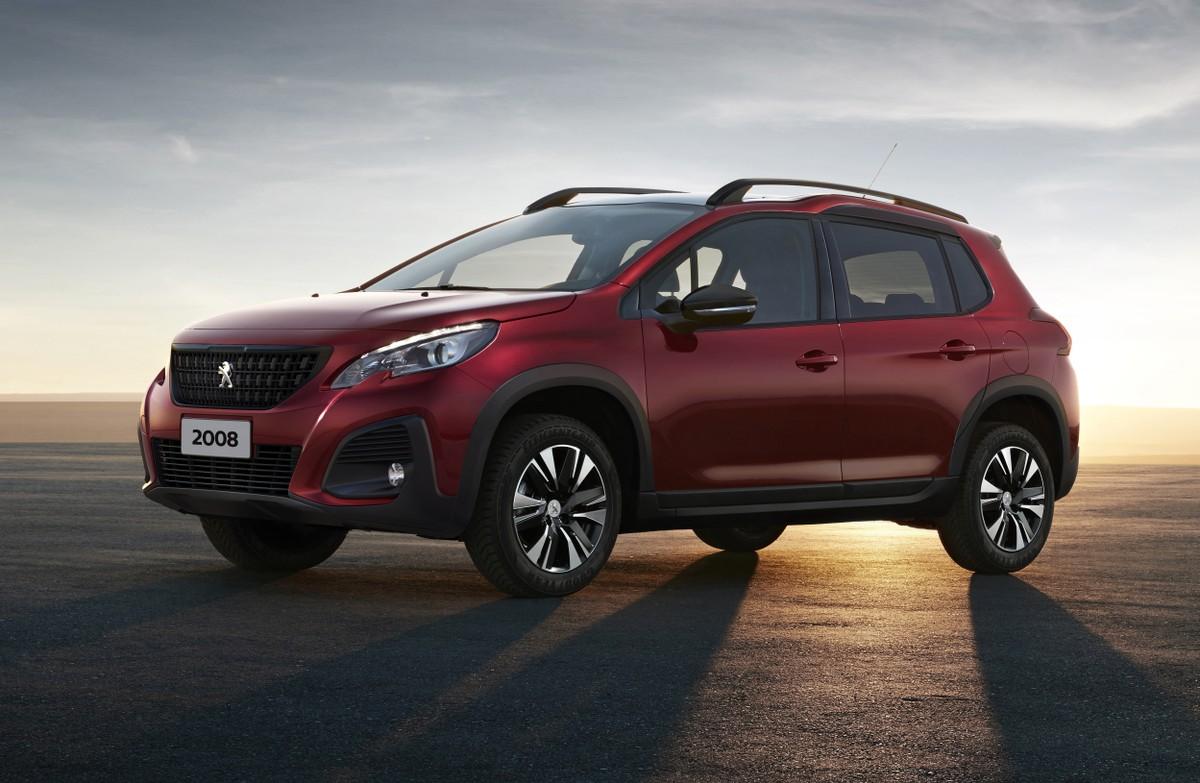 Peugeot 2008 Ganha Cara Nova Por R$ 69.990; Versão Turbo