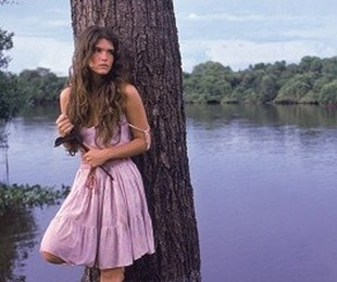 Cristiana Oliveira como Juma Marruá em 'Pantanal'   Divulgação