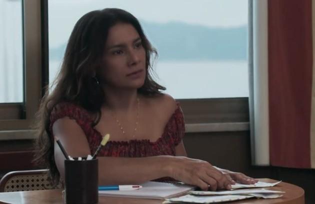 Janaína viajará com João (Rafael Vitti) para o Rio de Janeiro atrás de Jerônimo (Foto: TV Globo)