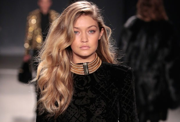 Gigi Hadid fará seu debut na passarela da Victoria's Secret (Foto: Getty Images)