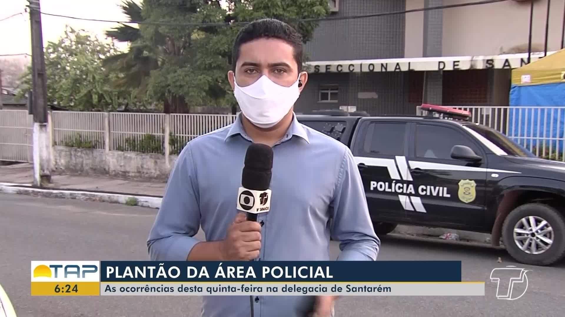 VÍDEOS: Bom Dia Tapajós de quinta-feira, 29 de outubro