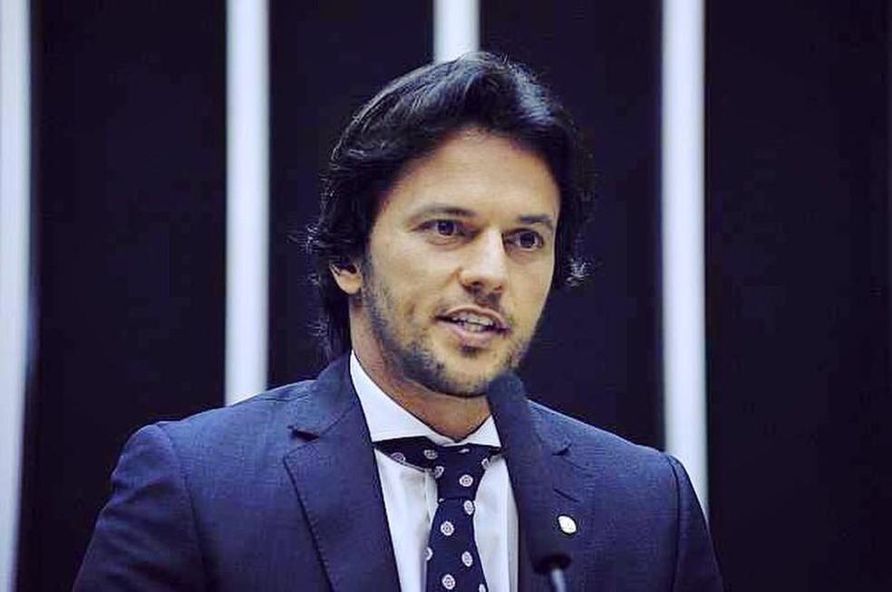Deputado Fábio Faria compõe a bancada federal do Rio Grande do Norte e é filho do governador do estado potiguar (Foto: Reprodução/Facebook)