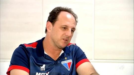 """Ceni faz balanço de 2019, fala sobre permanência e se declara: """"Sempre levarei o Fortaleza comigo"""""""