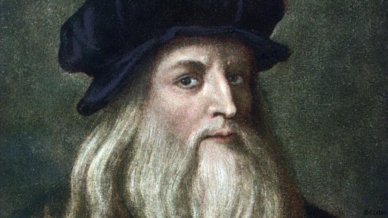 Leonardo da Vinci (Foto: Reprodução)