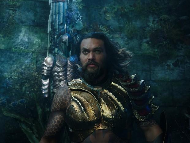 Aquaman bate recorde e se torna o maior filme da DC em bilheteria