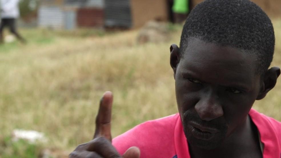 'É um direito que deve ser cumprido', diz 'purificador' (Foto: BBC)