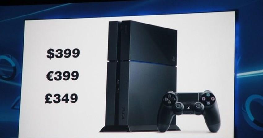 Sony mostra o design do PS4 e revela que será mais barato que Xbox One
