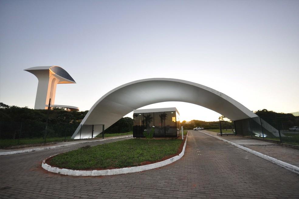 O Parque da Cidade Dom Nivaldo Monte está aberto todos os dias — Foto: João Maria Alves
