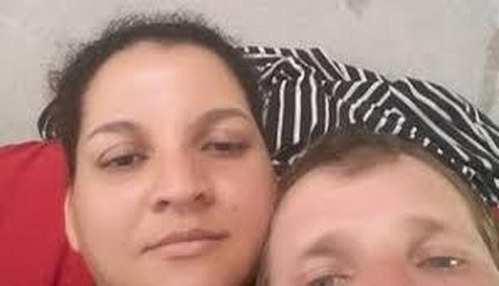 Cleidiane Ruive, 37 anos, ficou perdida na mata por 10 dias — Foto: Reprodução
