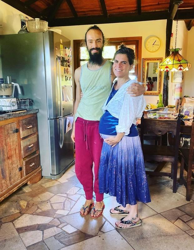 Mariana Maffeis e o marido, Badarik González (Foto: Reprodução/Instagram)