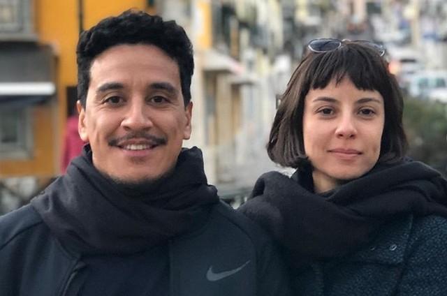 Marco Gonçalves e Andreia Horta (Foto: Reprodução)