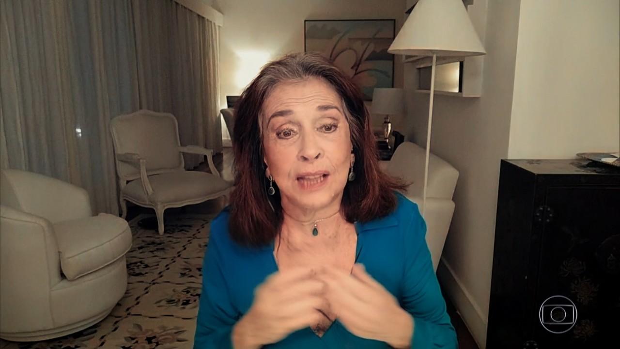 Decepcionada, Betty Faria diz que desconhece o Brasil atual